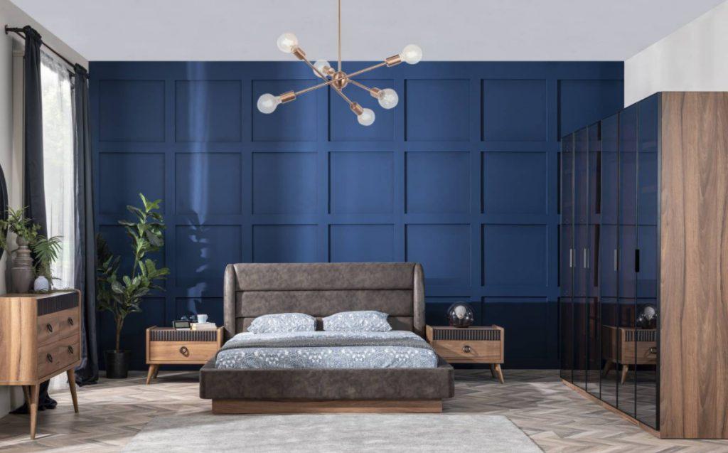 yatak odasi acik mavi tonlari